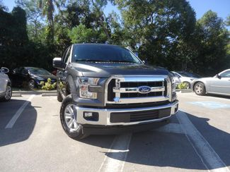 2017 Ford F-150 XLT SUPERCREW 4X4 SEFFNER, Florida 6