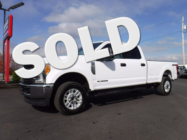 2017 Ford F250  Crew Cab Long Bed XLT Diesel 4x4 in Ephrata PA