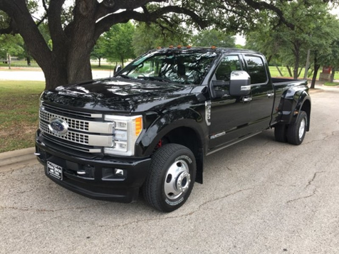2017 Ford F350SD Platinum in , Texas