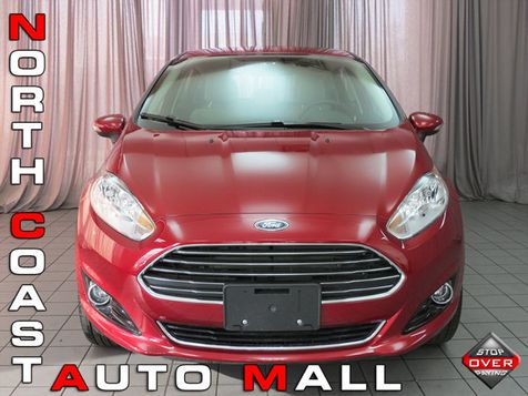 2017 Ford Fiesta Titanium in Akron, OH