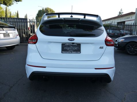 2017 Ford Focus RS ((**UNDER FACTORY WARRANTY**))  in Campbell, CA