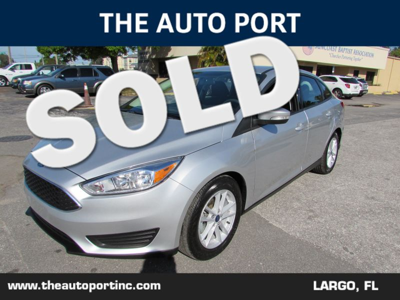 2017 Ford Focus SE | Clearwater, Florida | The Auto Port Inc in Clearwater Florida