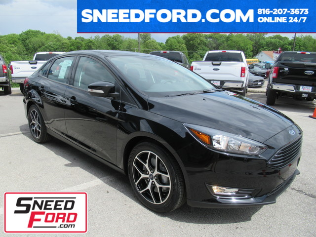 2017 Ford Focus SE 1.0L Ecoboost in Gower Missouri