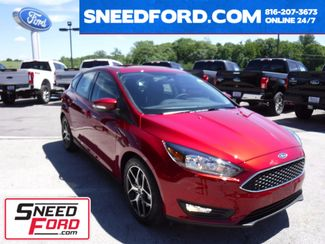 2017 Ford Focus SEL in Gower Missouri