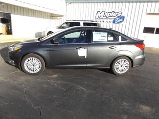 2017 Ford Focus Titanium Warsaw, Missouri