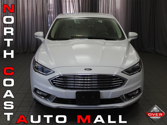 Used 2017 Ford Fusion, $19663