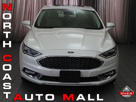 2017 Ford Fusion Platinum in Akron, OH