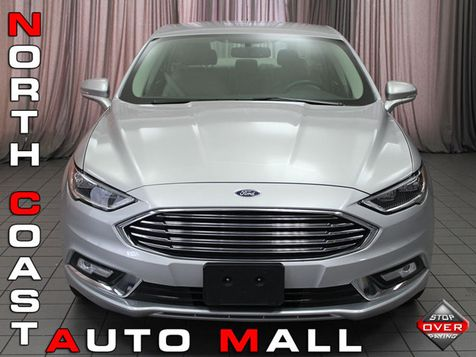 2017 Ford Fusion SE in Akron, OH