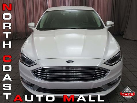 2017 Ford Fusion Hybrid Titanium FWD in Akron, OH