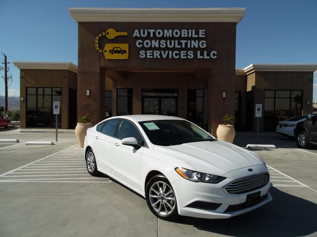 2017 Ford Fusion SE Bullhead City, Arizona 2