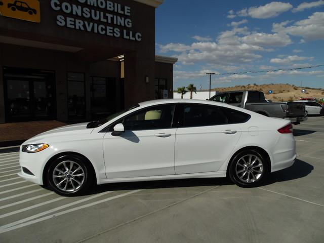 2017 Ford Fusion SE Bullhead City, Arizona 5