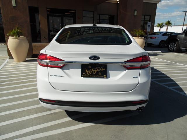 2017 Ford Fusion SE Bullhead City, Arizona 8
