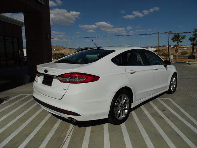 2017 Ford Fusion SE Bullhead City, Arizona 9