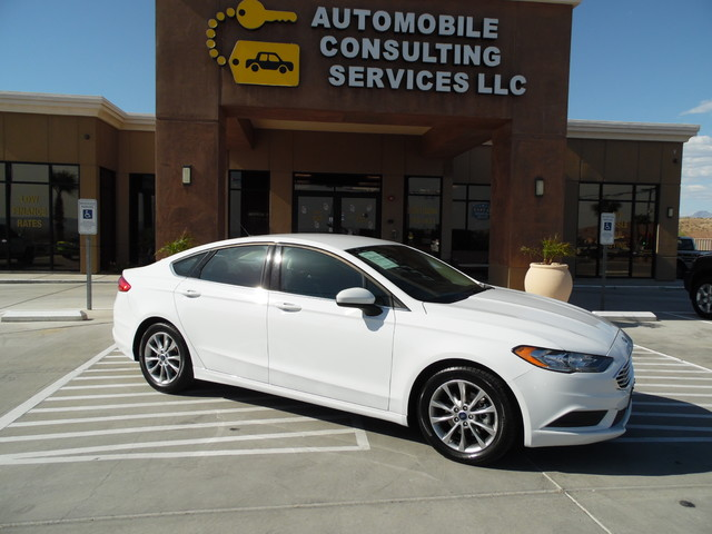 2017 Ford Fusion SE Bullhead City, Arizona 11
