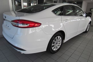 2017 Ford Fusion S W/ BACK UP CAM Chicago, Illinois 6