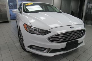 2017 Ford Fusion SE W/ BACK UP CAM Chicago, Illinois 3