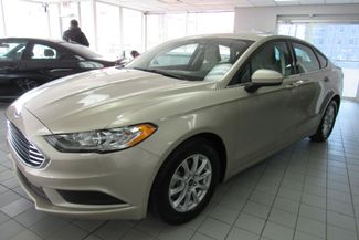 2017 Ford Fusion S W/ BACK UP CAM Chicago, Illinois 8