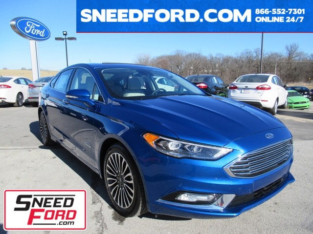 2017 Ford Fusion New 33703