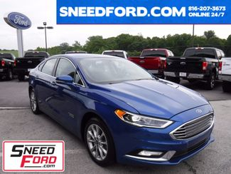 2017 Ford Fusion Energi SE in Gower Missouri