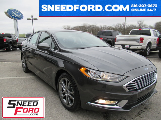 2017 Ford Fusion SE in Gower Missouri