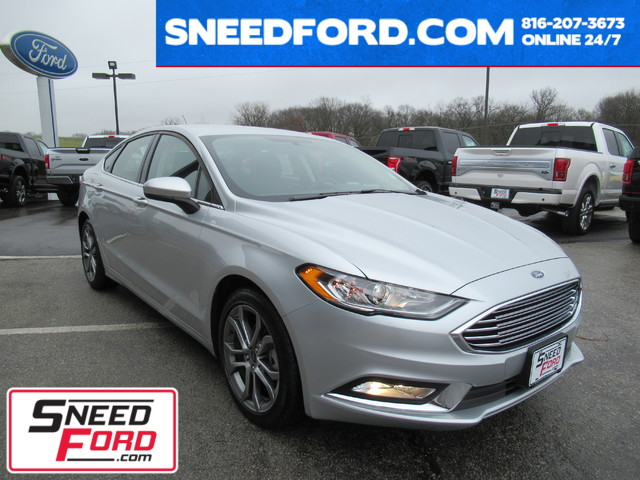 2017 Ford Fusion S in Gower Missouri