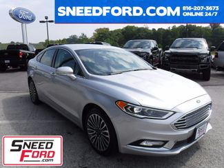 2017 Ford Fusion SE AWD in Gower Missouri