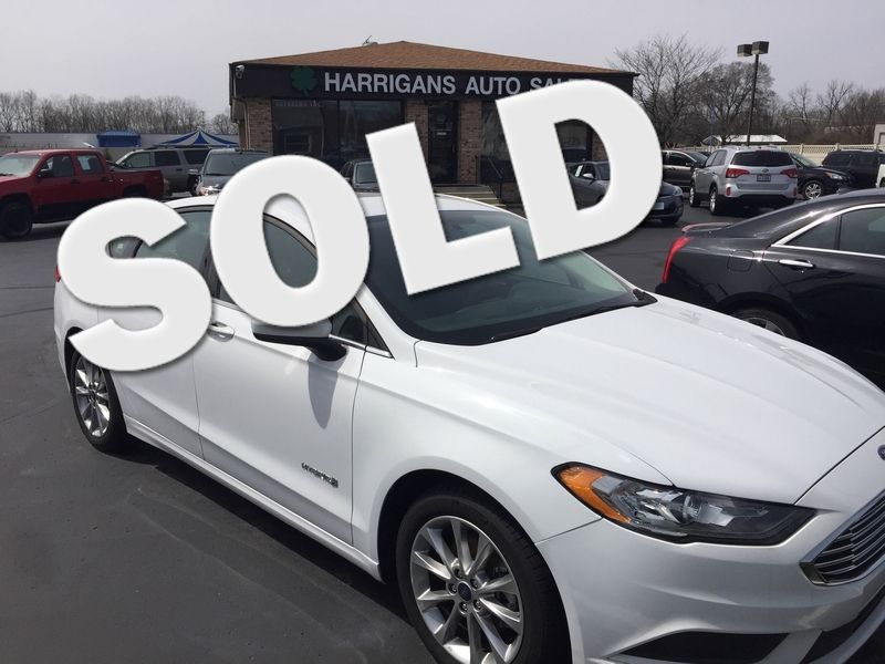 2017 Ford Fusion Hybrid SE | Dayton, OH | Harrigans Auto Sales in Dayton OH
