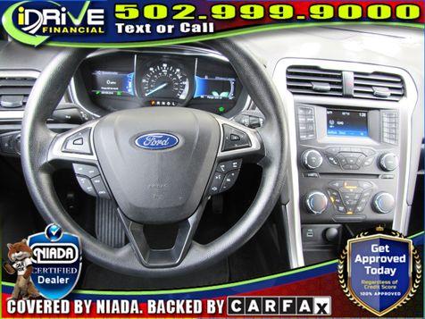 2017 Ford Fusion Hybrid SE | Louisville, Kentucky | iDrive Financial in Louisville, Kentucky