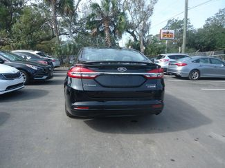 2017 Ford Fusion Hybrid Titanium W/ ROOF SEFFNER, Florida 10