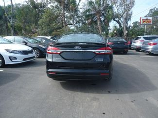 2017 Ford Fusion Hybrid Titanium W/ ROOF SEFFNER, Florida 12
