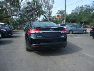2017 Ford Fusion Hybrid Titanium W/ ROOF SEFFNER, Florida 9