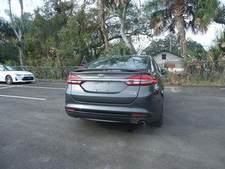 2017 Ford Fusion Hybrid Titanium w/ ROOF SEFFNER, Florida 11