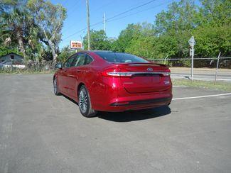2017 Ford Fusion Hybrid Titanium SEFFNER, Florida 11