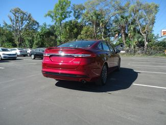 2017 Ford Fusion Hybrid Titanium SEFFNER, Florida 14