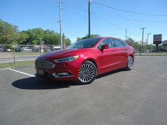 2017 Ford Fusion Hybrid Titanium SEFFNER, Florida 4