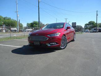 2017 Ford Fusion Hybrid Titanium SEFFNER, Florida 5