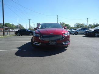 2017 Ford Fusion Hybrid Titanium SEFFNER, Florida 6