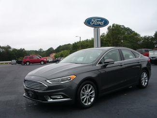 2017 Ford Fusion in Madison, Georgia