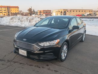 2017 Ford Fusion SE with a 6 month 6000 miles warranty Maple Grove, Minnesota 1