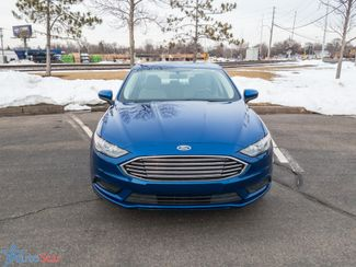 2017 Ford Fusion SE with a 6 month 6000 miles warranty Maple Grove, Minnesota 4