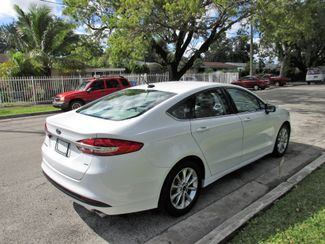 2017 Ford Fusion SE Miami, Florida 4