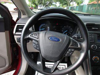 2017 Ford Fusion SE Miami, Florida 17