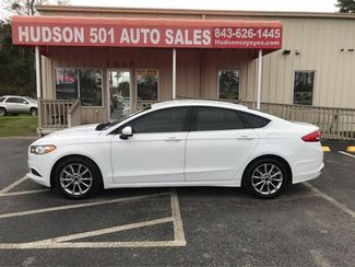 2017 Ford Fusion in Myrtle Beach South Carolina