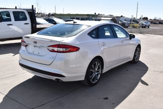 2017 Ford Fusion SE Ogden, UT 5
