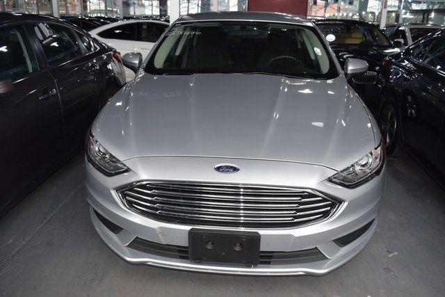 2017 Ford Fusion SE Richmond Hill, New York 1