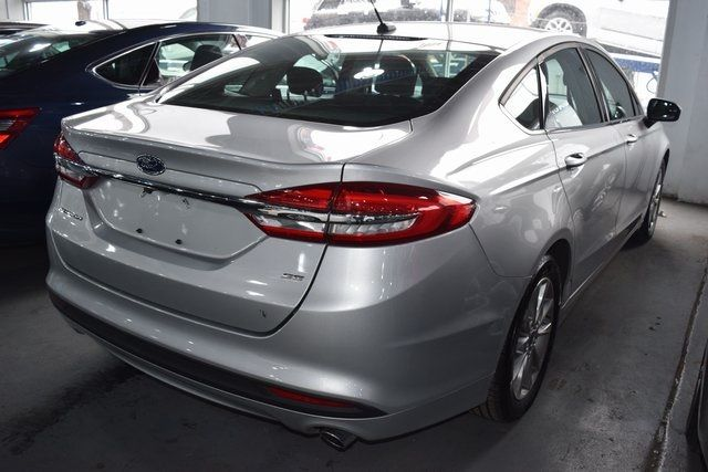 2017 Ford Fusion SE Richmond Hill, New York 5
