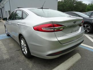 2017 Ford Fusion SE W/ LUX PK. LEATHER. CAM. HTD SEATS. PUSH START SEFFNER, Florida 9