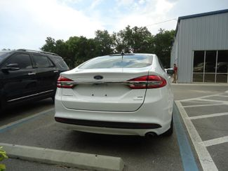 2017 Ford Fusion SE LUXURY. LEATHER. HTD SEATS. PUSH START SEFFNER, Florida 11