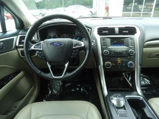 2017 Ford Fusion SE LUXURY. LEATHER. HTD SEATS. PUSH START SEFFNER, Florida 22