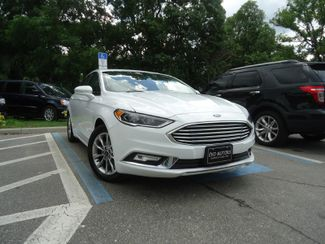 2017 Ford Fusion SE LUXURY. LEATHER. HTD SEATS. PUSH START SEFFNER, Florida 6